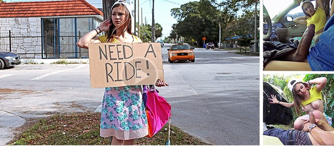 Public Pickups the Good Samaritan